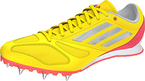 adidas Techstar Allround 3, Chaussures de running adulte mixte RUNWHT/METSI