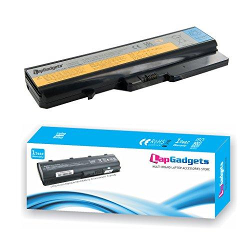 Lap Gadgets Laptop Battery For Lenovo IdeaPad V470G 6 Cell PN: L09S6Y02