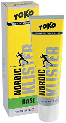 Toko Wachs Nordic Klister Base Green 55g Wax -