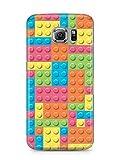 COVER LEGO Handy Hülle Case 3D-Druck Top-Qualität kratzfest Samsung Galaxy S6