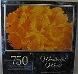 Daffodils Flowers 750 Piece Wonderful Wo...