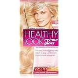 3 Pk, L'Oreal Paris Healthy Look Creme Gloss, Blonde / White Chocolate #8 1/2