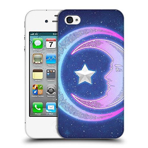 Ufficiale Brigid Ashwood Acchiappa Sogni Atmosfera Boemiana Cover Retro Rigida per Apple iPhone 5 / 5s / SE Doppia Luna