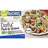 Bjorg - Dofu Pavé De Sésame, Bio - 200G - Lot De 4 - Prix Du Lot - Livraison Rapide...