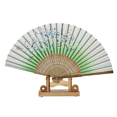 Dekoration ZuverläSsig Papierfächer Handfächer Fächer Weiss Zu Malen Für Hochzeit Fest Theater