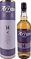 Arran 14 Year Old Whisky, 70 cl by Arran Distillery