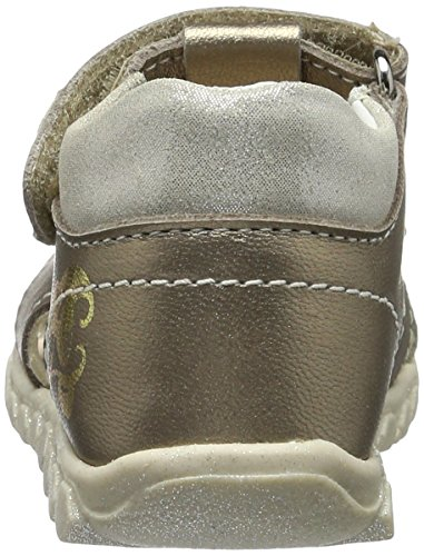 Primigi Pbn 7055, Chaussures Marche Bébé Fille Beige (Taupe/Avorio)
