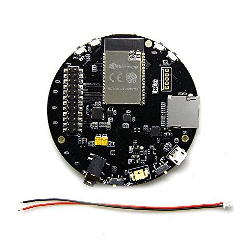Ttgo Taudio V1.0 Esp32-Wrover Sd-Kartensteckplatz Bluetooth Wi-Fi-Modul Mpu9250 Wm8978 12Bits Ws2812B Ladicha