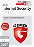 G DATA Internet Security 2017 | Standard | 2 für 1 Sonderausgabe