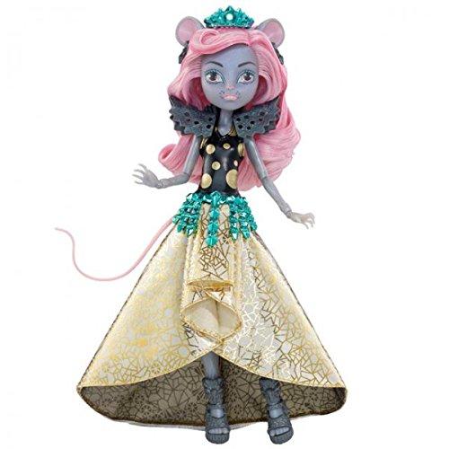 Mattel CHW64 Monster High Boo York Gala Monsterfreundinnen Mädchen Puppe Buh, Farbe:Gold (Monster Farben High)