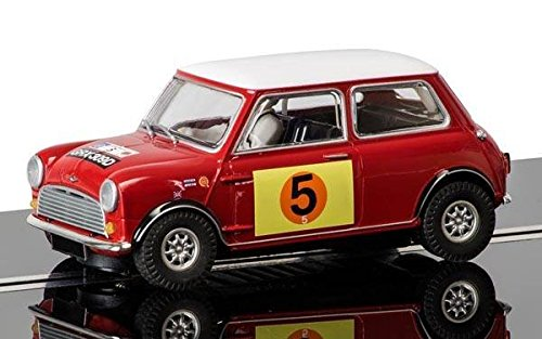 superslot - Voiture Slot, Mini Cooper s (Hornby h3747)