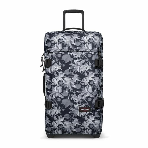 Eastpak Tranverz M Valise - 67 cm - 80 L - Black Jungle (Multicolore)