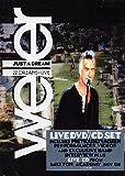 Paul Weller - Just A Dream [DVD] - Hardback Deluxe