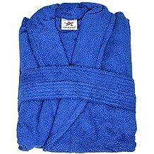 Bang Tidy Clothing Peignoirs de Bain Personnalisés pour Hommes Robes de  Chambre Cadeaux avec Nom Brodés d6c8638c1b3e