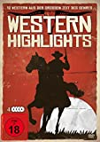 DVD Cover 'Western Highlights [4 DVDs] 12 Western-Klassiker auf 4 DVDs