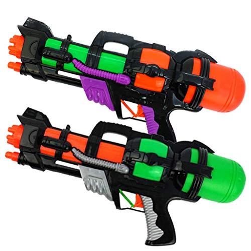 Kids Gift Plastic Water Gun Toys Summer Beach Water Toy Gun For Travel Drift Pressure Pistol Children Playing Ocean War Game Toy Guns Outdoor Fun & Sports
