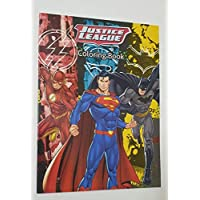 SUPERMAN COLOURING BOOK WITH STICKERS (SINGLE)