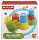 Fisher Price Brilliant Basics 75601 Fisher Price Building Beakers Nesting Cups