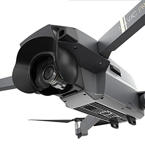 2018 Honestyi Hubschrauber,PGY Objektiv Blendung Sun Hood Anti Flare Shade Schutz für DJI Mavic Pro Gimbal