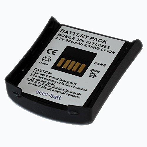 Akku für Schnurlos-Telefone Alcatel Mobile 200 Reflexes