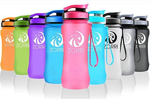 ZORRI Sport Trinkflasche Wide Mo...