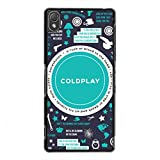 Coldplay Sony Xperia Z3 handyHülle,Diy Coldplay handyHülle,Sony Xperia Z3 handyHülle,Coldplay Logo Hülle