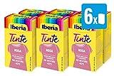 Iberia Rosa Tinte Textil - 70 gr - [Pack de 6]
