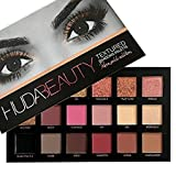 #5: HUDA Beauty Eye Shadow Textured Palette - Rose Gold Edition