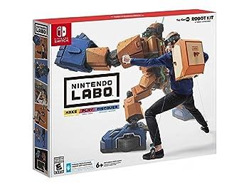 Labo: Toy-Con 02 Robo-Set [Nintendo Switch]
