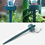 #10: Plant Bottle Top Watering Spike, Automatic Watering System Drip Irrigation Device Gardening Tools For Plants and Herbs