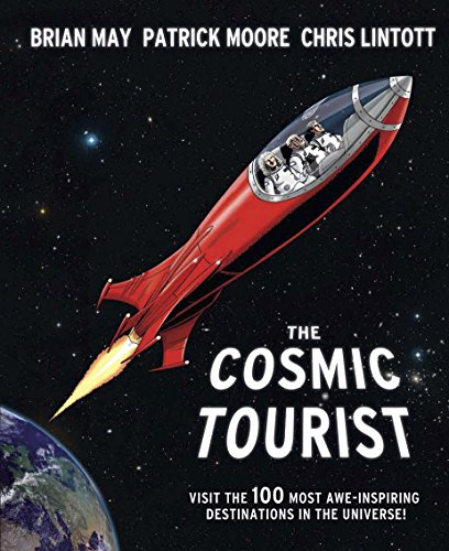 Cosmic Tourist: Visit the 100 Most Awe-Inspiring Destinations in the Universe!