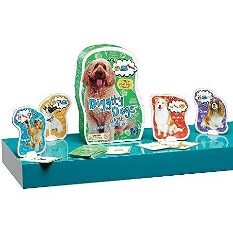 Learning Resources - Diggity Dogs™, Gioco da tavola [Lingua inglese] - Diggity Dog Toy