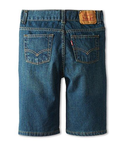 Levi's Jeans Shorts für Jungen Jeanshose kurze Hose Sommer (14 Jahre, blau) -