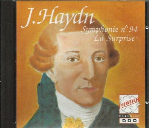 j.haydn symphonie n°94 : CLA 3160
