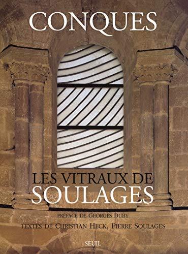 Conques, Vitraux de Soulages
