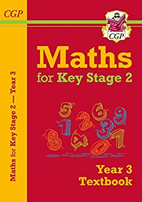 New KS2 Maths Textbook - Year 3 (CGP KS2 Maths) from Coordination Group Publications Ltd (CGP)