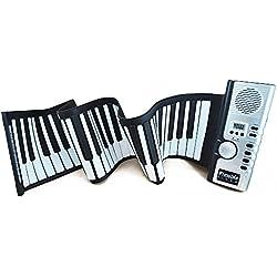 Teclado Piano para Principiantes Amateurs - Colourstone 61 Teclas