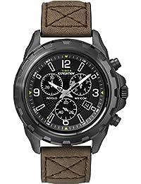 Timex Herren-Armbanduhr Chronograph Quarz T49986
