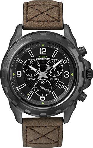 Timex Cronografo al Quarzo Orologio da Polso T49986