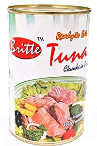 Britte Tuna Chunks in Brine 450 GMS