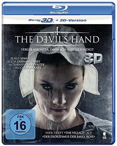 The Devil's Hand [3D Blu-ray + 2D Version]