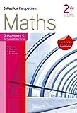 Image de Perspectives Maths 2de Bac Pro Tertiaire et Service (C) - Livre élève - Ed.2013