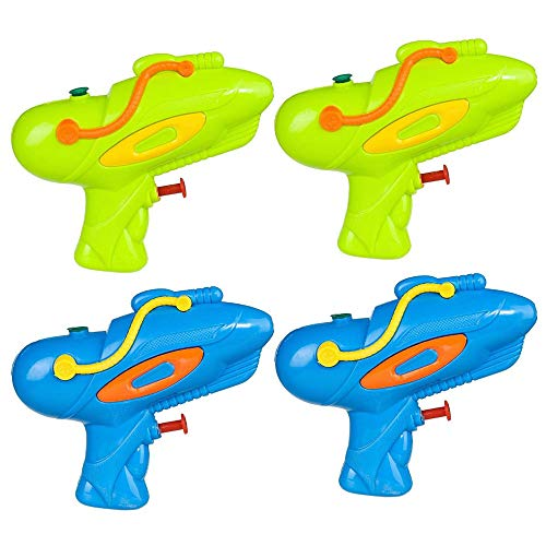 4 pistolets à eau