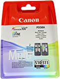 Canon Pixma MP280 Printer Ink Cartridge (Pack of 2)