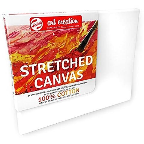 Royal Talens–Art Création de qualité professionnelle tendue sur toile–24x 2x 30cm–100% coton