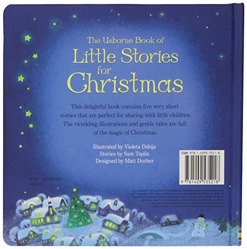 Little Stories for Christmas (Baby's Bedtime Stories)
