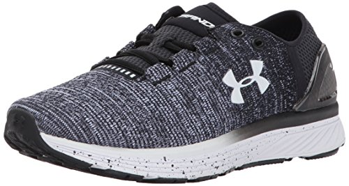 Under Armour UA W Charged Bandit 3, Scarpe Running Donna, Nero (Black 003), 39 EU