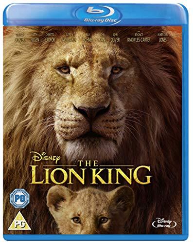Lion King Live Action [Blu-ray] [UK Import]