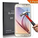 [2 Pack] FEtech Samsung Galaxy S6 Fil...