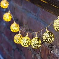 YARBAR Marocchino oro Palla pile della stringa